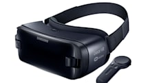 Samsung's Gear VR returns with a motion controller
