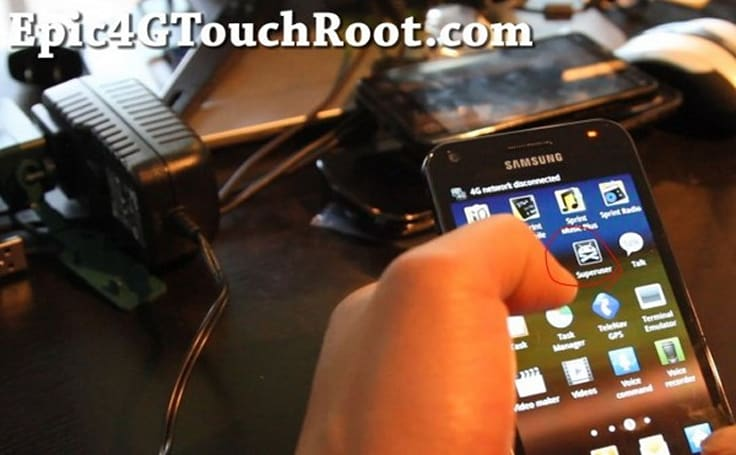 Epic 4G Touch gets 'experimental' Windows-only root, overclockers and undervolters dance for joy
