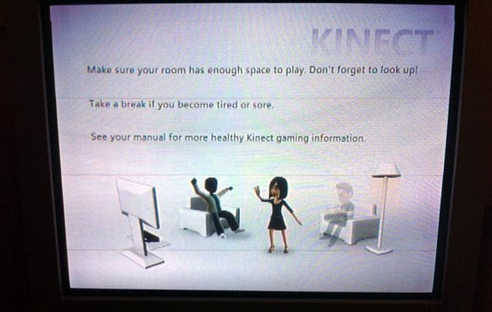 Kinect beta Dashboard update gets leaked as soon as it arrives, hardware kits are 'being packed'