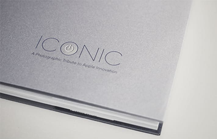 """Iconic"" coffee table book is a shrine to Apple"