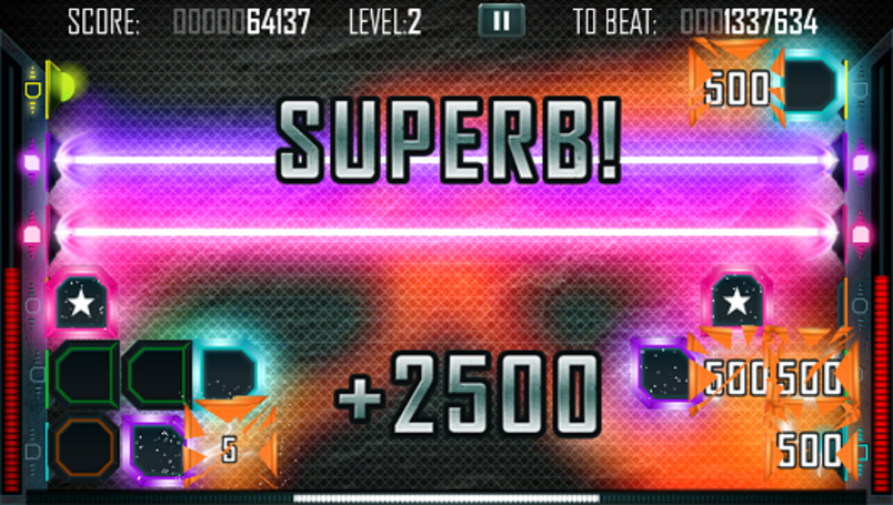Velocity Ultra dev's electric match-3 puzzler charges onto Vita next week