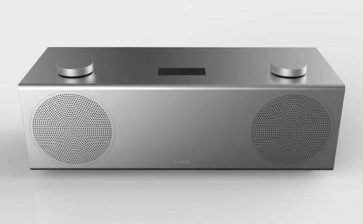 Samsung's stylish speakers upgrade your audio to 32-bit