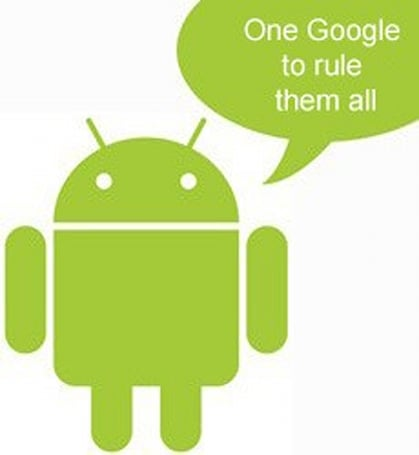 Google tightening control of Android, insisting licensees abide by 'non-fragmentation clauses'?