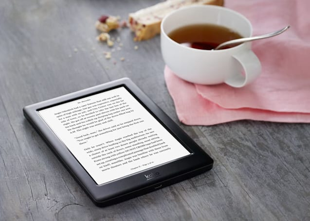 Kobo's latest e-reader packs a super-sharp screen for $130