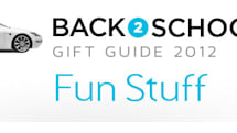 Engadget's back to school guide 2012: fun stuff!