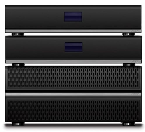 RTI busts out V6 / A8 matrix switchers and CP-1680 audio amp