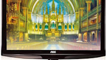 AOC's new Envision Series of HD LCDs for small spaces