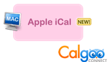 Calgoo products now support iCal sync