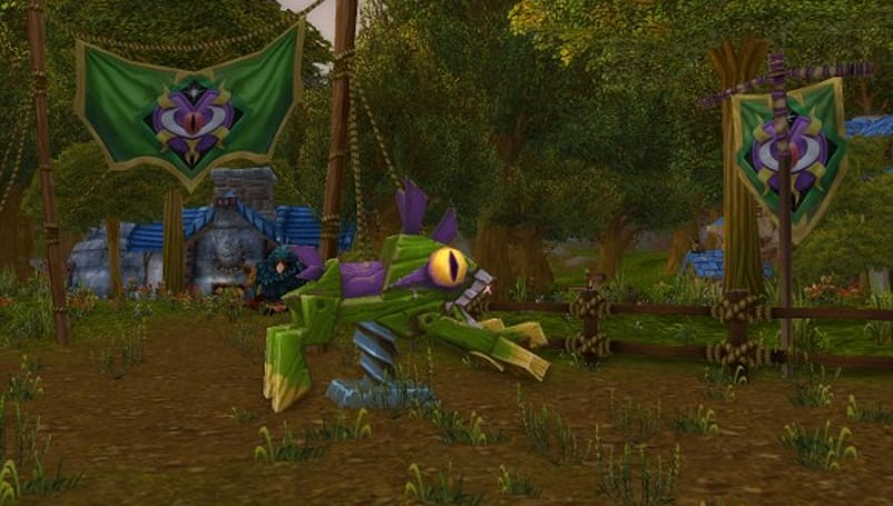 Ride your own Darkmoon Carousel (sandbox) mounts