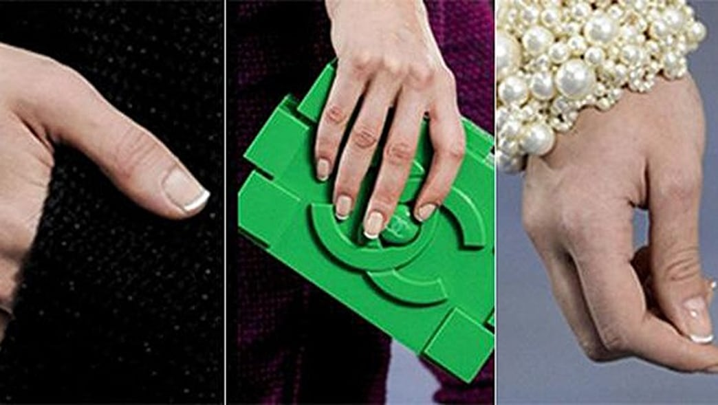 Can Chanel Make the French Manicure Cool Again?