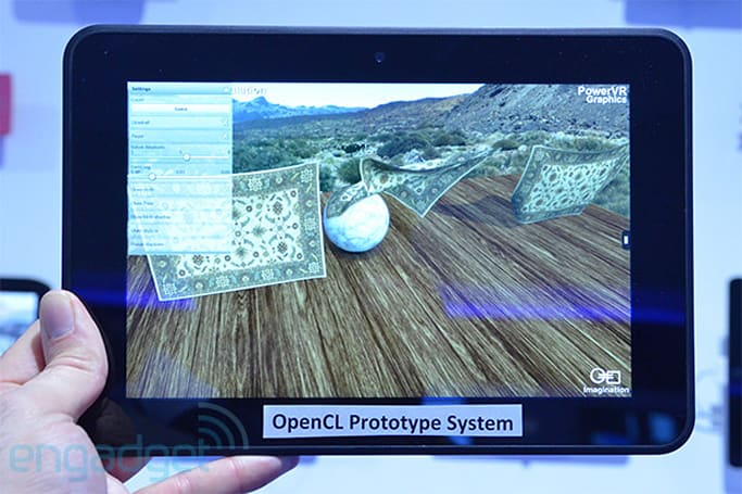 OpenCL mod for the Kindle Fire HD reveals untapped graphics potential (hands-on video)