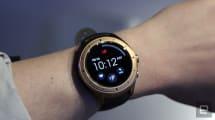 Hands-On mit der ersten Smartwatch von New Balance