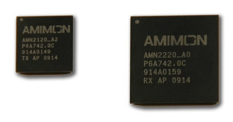 AMIMON now licensing its technology to third parties, wants to see WHDI in more devices