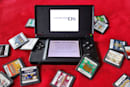 I broke my DS, and it broke my heart