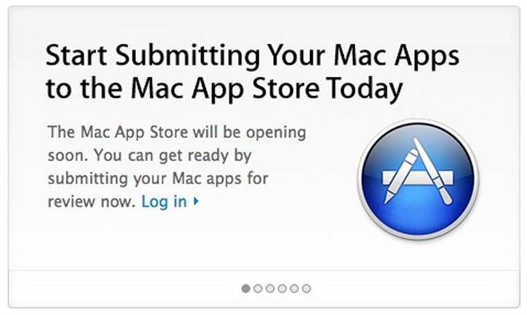 Mac App Store begins accepting apps, submit your Trism, I Am Rich and fart programs now