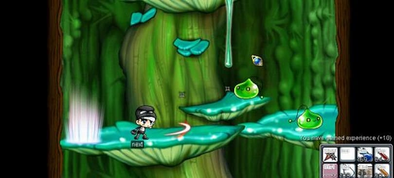 MapleStory releases television promotion