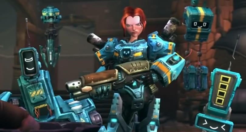 Massively's hands-on with WildStar's Engineer