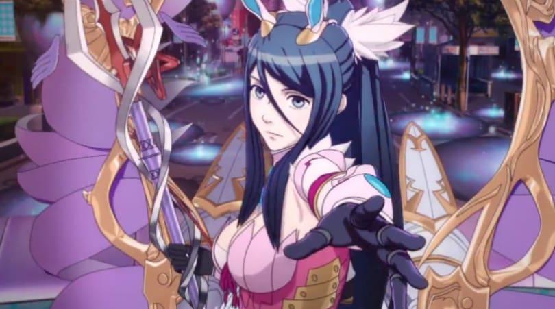 Watch the peppy, neon 'Shin Megami Tensei x Fire Emblem' for Wii U trailer