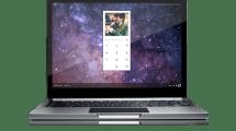 Chrome OS kann jetzt auch PIN