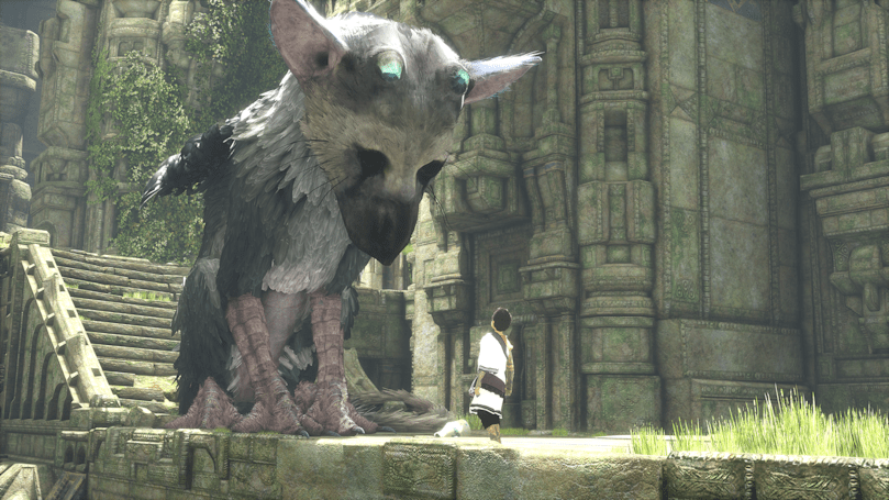 'The Last Guardian' gets its own companion book