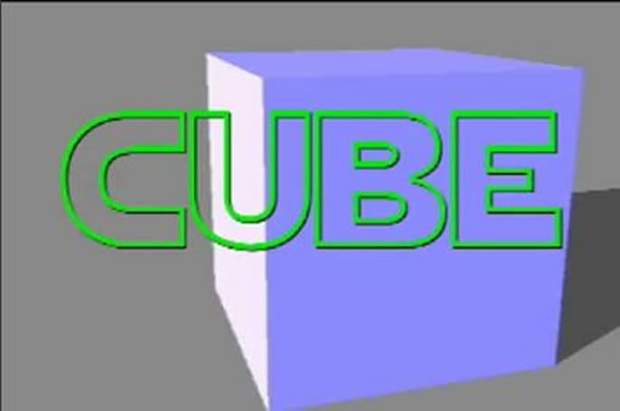 "CUBE video takes games to ""a whole new dimension"""
