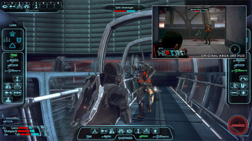 BigVersus pits Mass Effect PC against Xbox 360 version