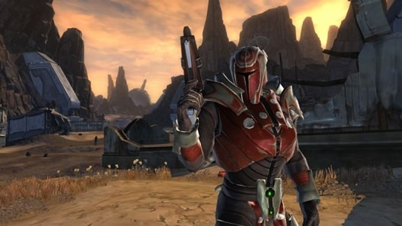 SWTOR lifts NDA and reveals Legacy system, new flashpoint, art book