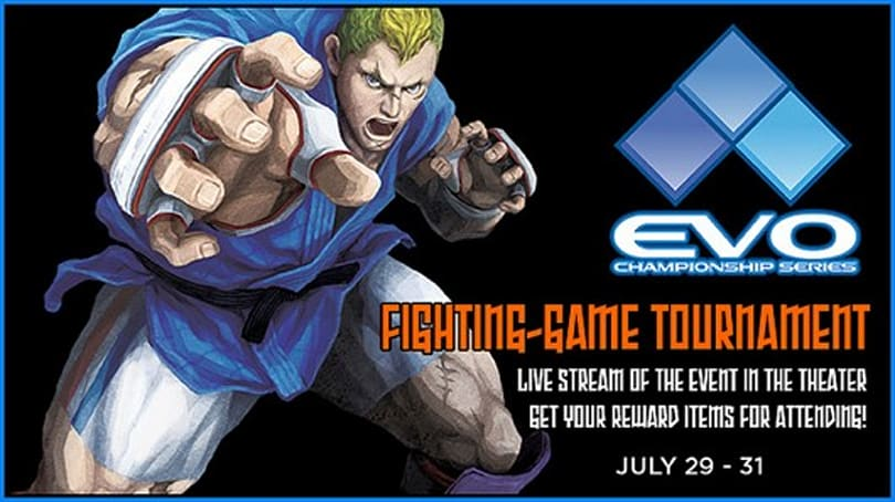 Watch EVO fights from within PlayStation Home this weekend