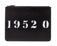 Givenchy Codification Leather Pouch