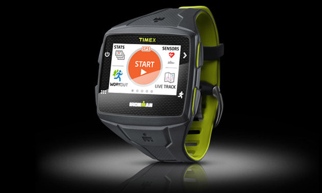 Timex's new Ironman smartwatch does data without a smartphone