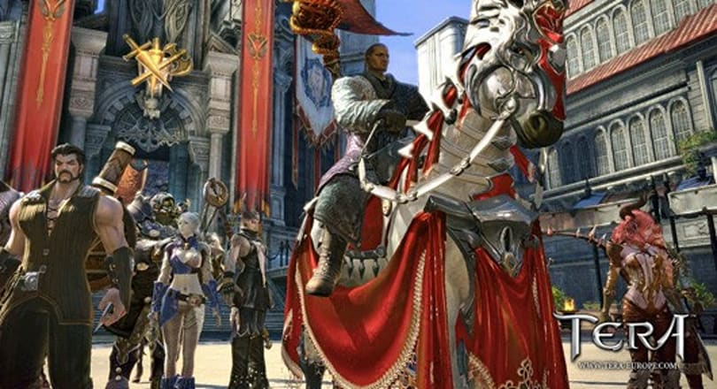 TERA guild farms itself for political gain, playerbase outraged