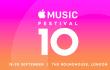 Apple Music Festival vom 18. - 30. September in London