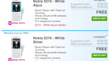 T-Mobile USA picks up Nokia's XpressMusic 5310 in two new hues