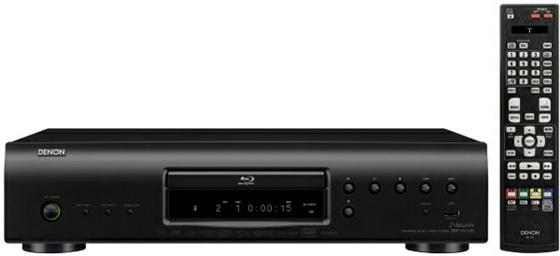 Denon's 2010 receivers, Blu-ray players are Control4, streaming & 3D ready