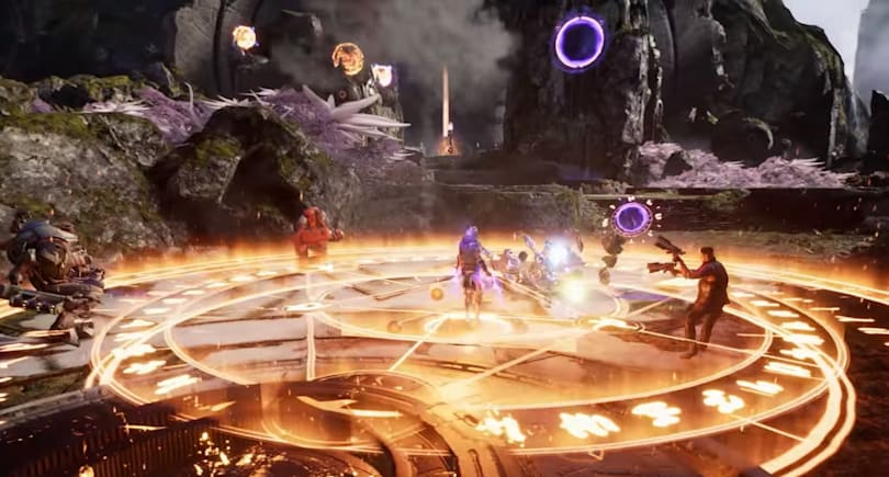 PS Plus members get free early access to 'Paragon' on July 5th
