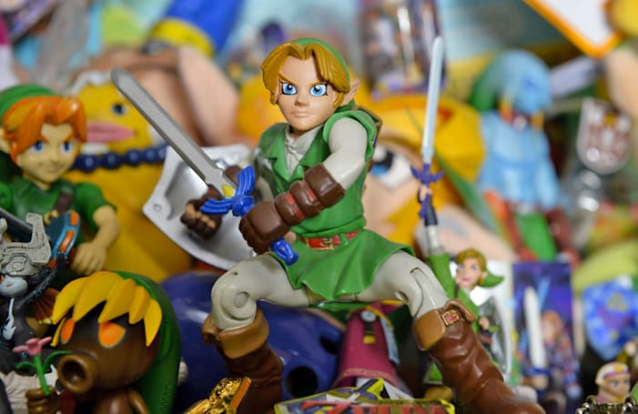 'The Legend of Zelda' marks its 30th birthday
