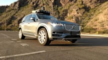 Uber's self-driving vehicles are picking up folks in Arizona