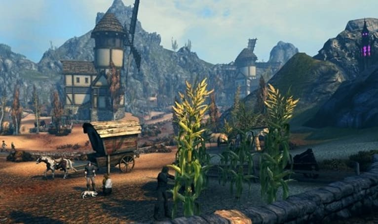 Massively Exclusive: Neverwinter's Rothe Valley