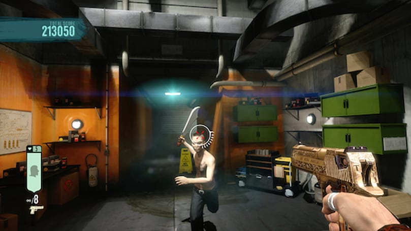 Motion-controlled rail shooter Blue Estate coming to Xbox One