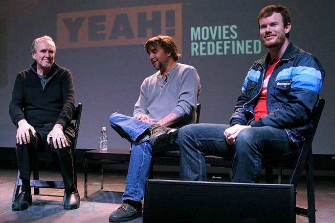 The Engadget Interview: Wes Craven and Joe Swanberg