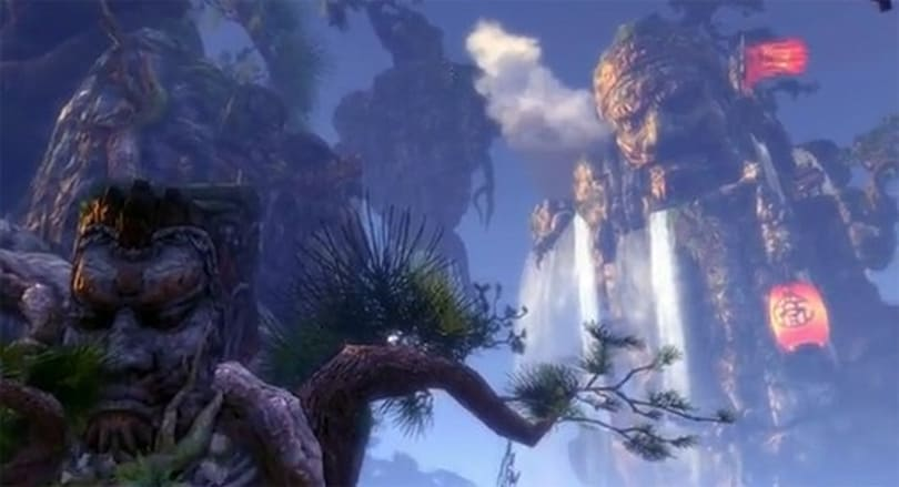 Blade & Soul's Dragon Forest zone showcased in 35-minute video