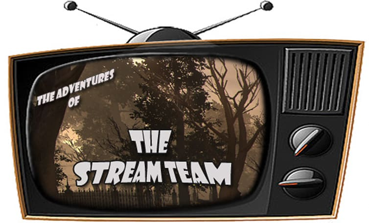 The Stream Team:  All the leaves are brown edition, November 18 - 24, 2013