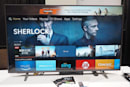Amazon Fire TV Edition televisions put its box in the big screen