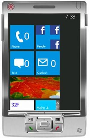 Windows Phone 7 Series themes for WinMo abound in dev forums