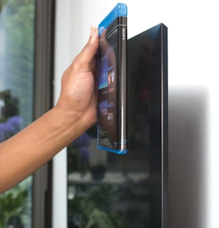 Sony's 40-inch ZX-1 LCD HDTV practically confirmed with WHDI