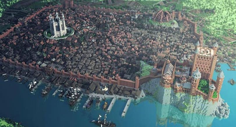 The Daily Grind: Have you ever attempted a large-scale building project in an MMO?
