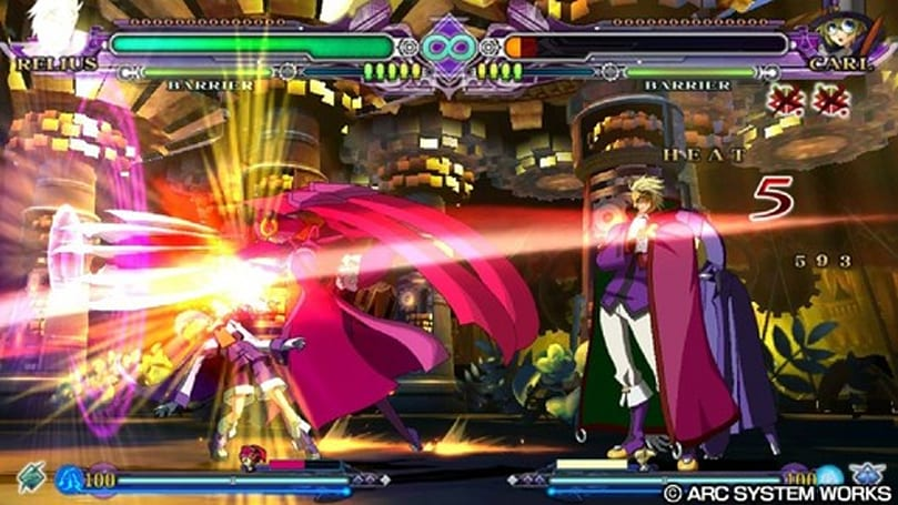 Japanese BlazBlue tournament wants to humiliate US players