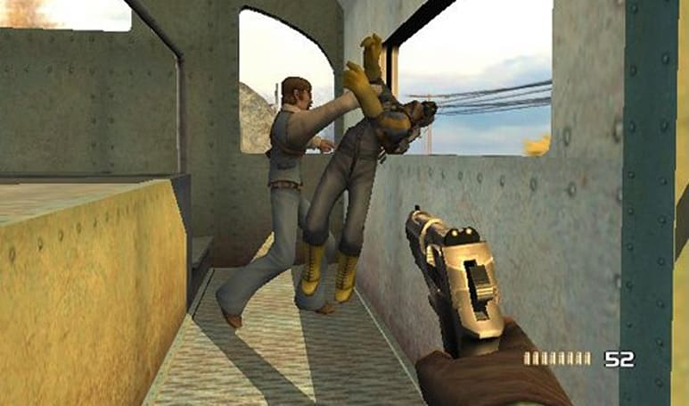 Crytek discussing possibility of TimeSplitters 4, needs Crysis 2 shipped first