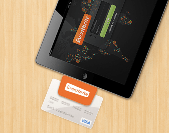 Eventbrite unveils At The Door Card reader, turns iPads into ticketing terminals