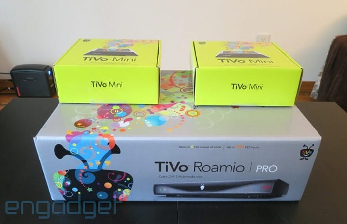 TiVo Online has some web TV for everyone, more if you have a TiVo